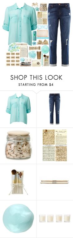 """Soar Away"" by korrashay ❤ liked on Polyvore featuring Forever New, J Brand, JULIANA, Gatineau and Shabby Chic"