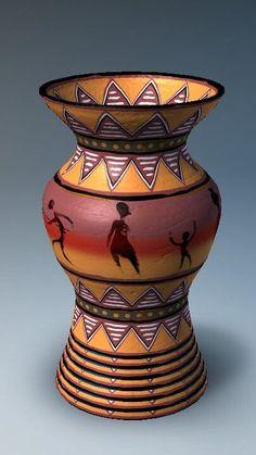 Image result for africa vase