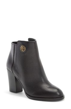 Tory+Burch+'Junction'+Ankle+Bootie+(Women)+available+at+#Nordstrom