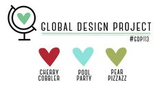 Welcome  to the Global Design Project #113 - it's time for another Colour  Challenge! | Deadline for entries closes on Monday November 20, 2017 3:00pm AEDT. | Winners will be announced Monday November 20, 2017.