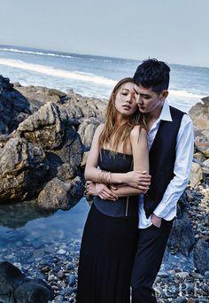 Lee Ho-jung & Jo Min-ho // Sure Korea