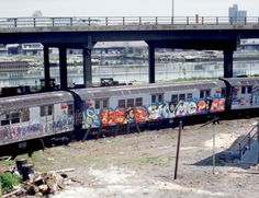 Training days - subways artists then and now