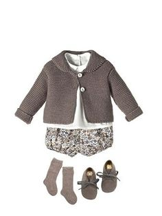NANOS cardigan, shorts, shoes - http://www.diyhomeproject.net/nanos-cardigan-shorts-shoes