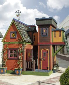 Barbara Butler-Extraordinary Play Structures for Kids-Wizards Hideout: Wizard's Hideout