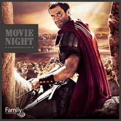 Do you have a family full of movie lovers? We recommend adding #Risen to your collection. #movienight #familytime #FCmovienight