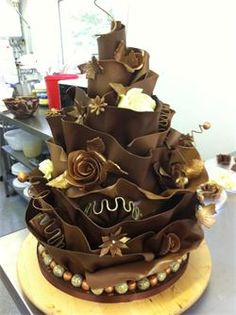 how to make a 3 tier chocolate wedding cake 1000 images about s 60 s chocolate cake on 15775