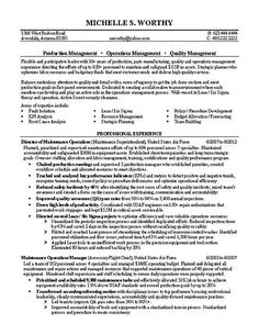 Resume, Project management and Engineers on Pinterest