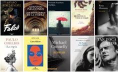 Libros más vendidos semana del 31 de octubre al 6 de noviembre en ficción
