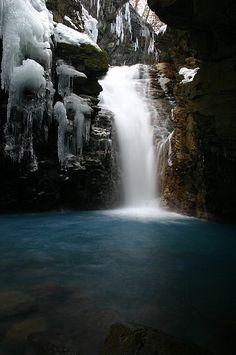 Yuhi Waterfall, Sukkansawa, Nasushiobara, Tochigi, Japan