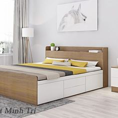 Master Bedroom Interior, Bedroom Bed Design, Bedroom Furniture Design, Bed Furniture, Home Decor Furniture, Home Decor Bedroom, Simple Bed Designs, Double Bed Designs, Beds For Small Rooms
