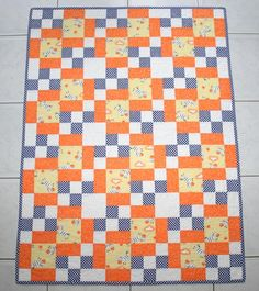Easy Baby Simple Quilt Patterns