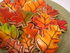 Airbrush Cookies that Make You Say WOW!
