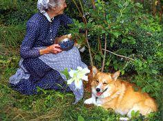 "Garden ""Tasha"" blueberries"