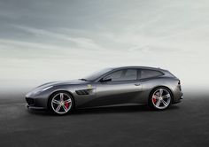 The Ferrari GTC 4 Lusso! #carleasing #luxury