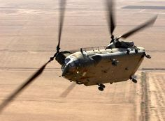 Army CH-47 Chinook This is what Josh will be working on