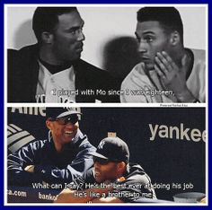 New York Yankees - Derek Jeter and Mariano Rivera