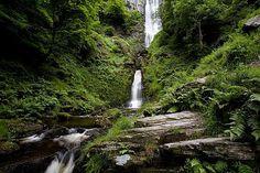 Pistyll, Llanrhaeadr ym Mochnant, Cymru/Wales