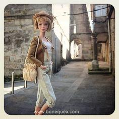 #barbiestyle #Barbie #Pontevedra #bonequea