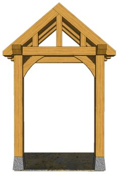 2 POST PORCHES — TIMBER FRAME PORCHES Awning Over Door, Front Door Canopy, Porch Awning, Porch Roof, Door Overhang, House Front Porch, Front Porch Design, Front Deck, Exterior House Colors