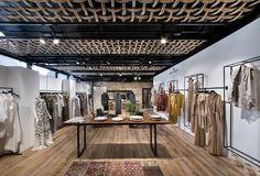 משכית     שכיית חמדה יפואית: בית חדש למותג האופנה והלייף סטייל ההיסטורי | בניין ודיור