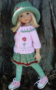 Doll by Dianna Effner