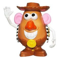 Amazon.com: Playskool Toy Story Mr. Potato Head Woody: Toys & Games