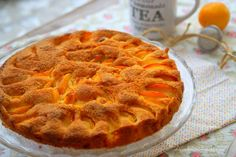 Tarte suisse aux prunes Prune, Piece Of Cakes, Beignets, Apple Pie, Waffles, Muffins, Breakfast, Sauf, Food