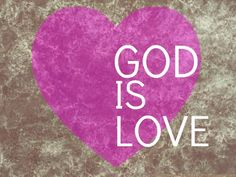 """Small but strong words """"God is Love"""" God Is Amazing, God Is Good, Spiritual Words, Spiritual Encouragement, Jesus Is Lord, King Jesus, I Need You Love, Me Against The World, God Loves You"""