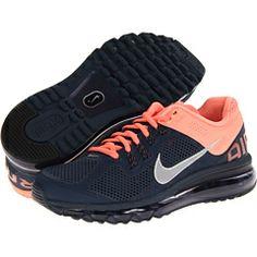 Nike - Air Max + 2013 (Armory Navy/Atomic Pink/Reflect Silver)