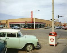 View Main Street and Ave., Valley City, South Dakota by Stephen Shore on artnet. Browse upcoming and past auction lots by Stephen Shore. Stephen Shore, Photography Gallery, Color Photography, Film Photography, Street Photography, Vintage Photography, Amazing Photography, William Eggleston, Vintage Prints