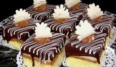 Κέικ γεμιστό με σοκολάτα, παστάκια από τον Παναγιώτη  Θεοδωρίτση και τις «Συνταγές Πάνος» ! Greek Sweets, Greek Desserts, Cookie Desserts, Greek Recipes, Dessert Recipes, Cake Cookies, Cupcake Cakes, Cupcakes, Greek Pastries