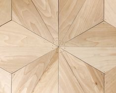 Step-by-step instructions on how this geometric plywood floor installation as inspired by Vintage Revivals Concrete Lamp, Concrete Design, Stained Concrete, Plywood Ceiling, Plywood Floors, Laminate Flooring, Painted Beds, Painted Floors, Concrete Countertops