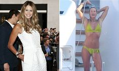 At 51, Elle Macpherson's figure has changed little in 30 years. On holiday this week, she showcased the body of a woman half her age. FEMAIL looks at the secrets behind her amazing figure.