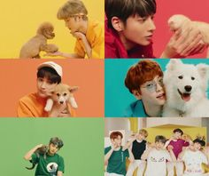 TxT Cat&Dog Mv-This song is LIT!! You Are My Life, Dog Wallpaper, Relationship Goals Pictures, Forever, I Work Out, Play, K Idols, Art Reference, Boy Groups