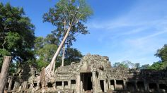 Angkor Archaeological Park, Siem Reap, Cambodia | Just Journeys!