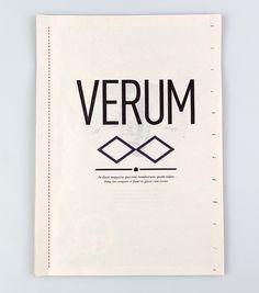 Verum on the Behance Network