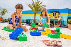 LEGOLAND® Beach Retreat NOW OPEN at LEGOLAND Florida Resort!