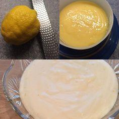 Today's all about lemons - #lemon mousse and easy peasy lemon curd. Recipe: http://ift.tt/1sDVd9R