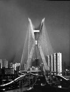 Ponte Estaiada, São Paulo
