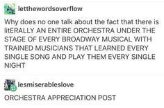 Having done this in high school, I can say it's really annoying to hear all the show but never see it.