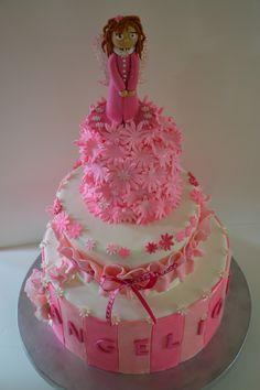 Premier gâteau d'anniversaire