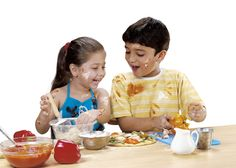 Juegos de cocina, porque los más pequeños también quieren cocinar