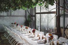 Minimalist + Vegan Wedding