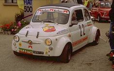 "Classic Fiat 500 Abarth ""Small but wicked"""