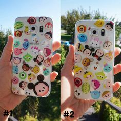 Shop for on Etsy, the place to express your creativity through the buying and selling of handmade and vintage goods. Disney Phone Cases, Iphone Cases, Iphone 6, Cute Disney, Lindo Disney, Glitter Magnets, My Little Pony Dolls, Disney Decendants, Tsumtsum
