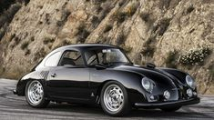 Porsche 356 Outlaw, 1964 Porsche, Porsche Cars, Beetles Volkswagen, Volkswagen Bus, Vw Camper, My Dream Car, Dream Cars, Vans Vw