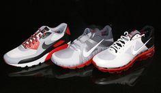 "Nike 2012 Pro Bowl Pack ""Nike Trainer 1.3 Max Breathe"" and ""Nike Free Trainer 5.0"" and ""Nike Air Max 90 Hyperfuse"""