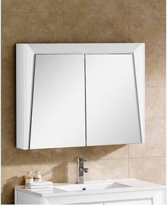 """Imperial II 35.5"""" x 27.13"""" Surface Mount Medicine Cabinet"""