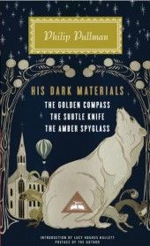 quite a lovely cover for His Dark Materials.