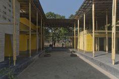 Galería - Centro Comunitario Pani / SchilderScholte architects - 14
